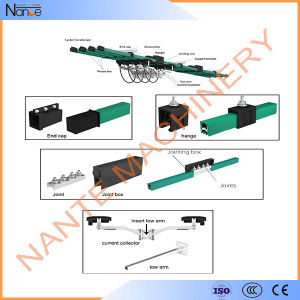 Factory Price Single Pole Insulated Conductor Busbar Safety Conductor System pictures & photos