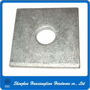 High Pressure Stainless Steel Square Washer pictures & photos
