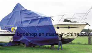 Waterproof Sunshade Tarp PE Tarpaulin in Roll pictures & photos