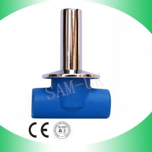 Concealed Valve PPR Valves for Water Supply pictures & photos