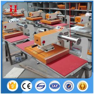 40*60cm Pneumatic Semi-Automatic Double-Position Heat Press Machine pictures & photos