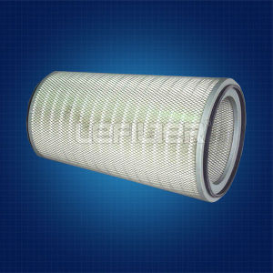 Pleated Filter Paper Dust Collector Filter Cartridge pictures & photos