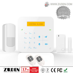 Intelligent Home Security GSM Burglar Alarm System pictures & photos