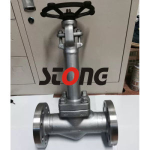 API 602 Forged Steel Extend Bonnet 150lb-800lb Cryogenic Gate Valve pictures & photos