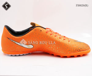Men Indoor Fashion Soccer Sport Shoes pictures & photos