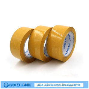 Carton Packing Yellow BOPP Tape pictures & photos