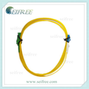 E2000 LC/ Upc Connector Fiber Optical Cable pictures & photos