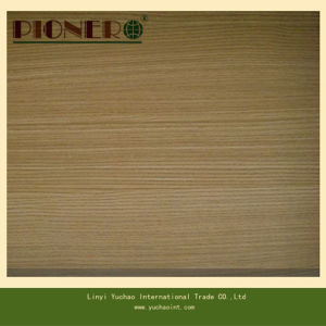 Natural White Walnut Veneer Faced Fancy Plywood pictures & photos