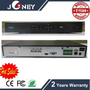 H. 264 16 Channel NVR Network Digital Video Recorder Mobile Phone APP NVR Support Face Recognition pictures & photos
