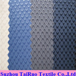 100% Polyester Jacquard Oxford for Luggage Bag Fabric pictures & photos