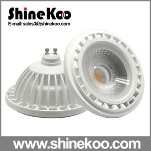 Aluminium Plastic GU10 18W SMD LED Downlight pictures & photos