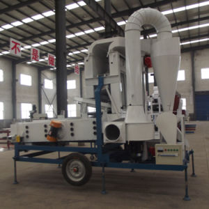 Seed Grain Cleaning Machine with a Big Capacity (7500KG/H) pictures & photos