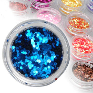 The Largest Factory for Flake Glitter From China