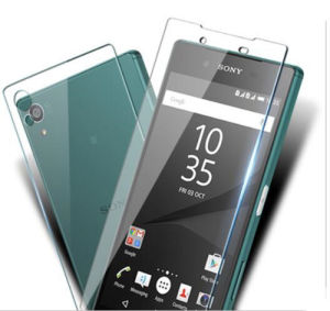 Tempered Glass Screen Protector for Sony Z5 Protective Film 0.3mm pictures & photos