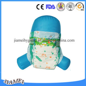 China Disposable Cotton Baby Diaper Manufacturer pictures & photos