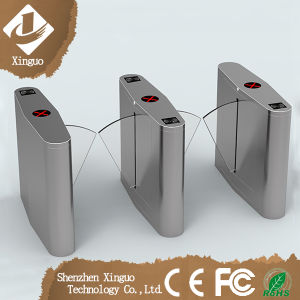 High Quality Pedestrian Flap Barrier pictures & photos