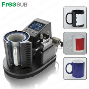 Freesub Automatic Mug Sublimation Heat Press Machine (ST-110) pictures & photos