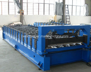 Wall Panel Making Machine with PLC Control pictures & photos