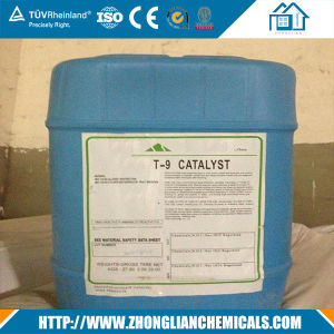 High Quality Stannous Octoate T9 Tin Catalyst CAS No.: 301-10-0 pictures & photos