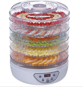 Wholesale Home5 Trays Electric Food Fruit Dehydrator pictures & photos