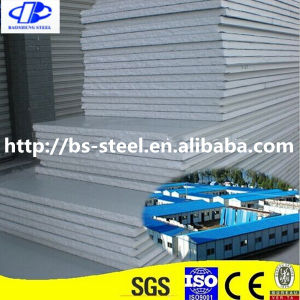 Easy Installation EPS Sandwich Panel for Wall pictures & photos