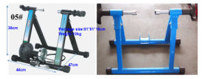 Powder Coated Home Mini Bike Trainer Racks pictures & photos