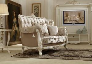 Classical Wooden Livingroom Furniture-Sofa Set pictures & photos
