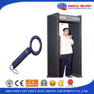 Hand Held Metal Detector Md300 for Schools, Airports, Stations, Customs Use pictures & photos