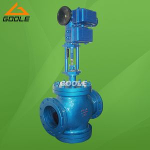 Electric Flow Modulating Valve (GVZAZN) pictures & photos