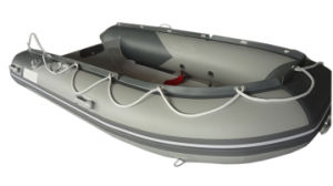 China 9FT Welded Hull Aluminum Rib Boat for Sale pictures & photos