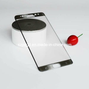 for Samsung Galaxy Note 7 3D 9h Curved Edge Tempered Glass Screen pictures & photos