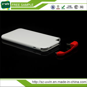 Portable Mobile Power Bank 5000mAh Power Bank pictures & photos