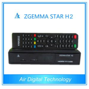 Combo Zgemma-Star H2 DVB-S2 DVB-T2 Satellite Receiver Set Top Box pictures & photos