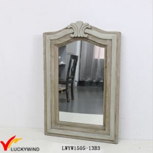 Retro Style Wood Framed Antique Wall Mirror UK pictures & photos