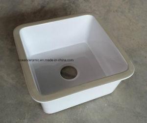 Ks-200 Ceramic Kitchen Sink, Porcelain Lavatory Sink pictures & photos