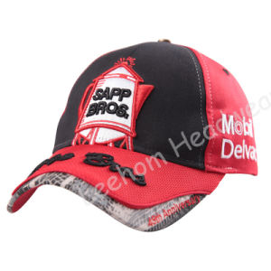 Constructed Embroidery Golf Sports Baseball Cap pictures & photos