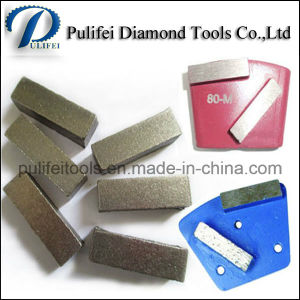 Concrete Grinding Segment for Metal Pad Stone Floor Wet Tools pictures & photos