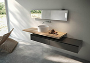 Electric Mirror Towel Warmer with Demisted Mirror Surface