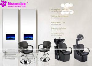 Styling Chair, Salon Chair, Barber Chair, Hairdressing Chair (Package NP1100)