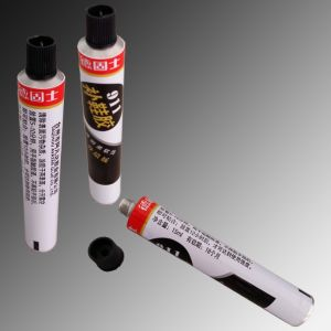 Aluminum Tubes Shoe Adhesive Tubes pictures & photos