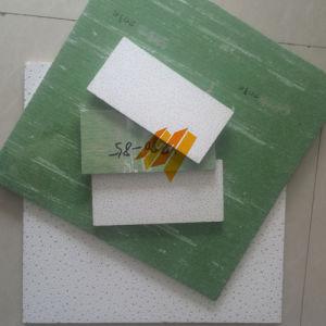 China Acoustic Moistureproof Fireproof Mineral Fiber