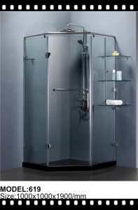 USA Market Popular Simple Shower Room and Shower Enclosure pictures & photos