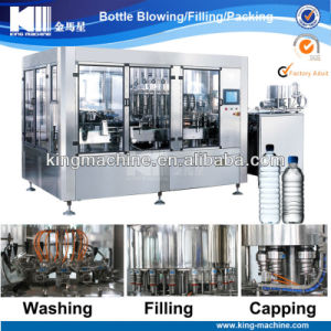 Automatic Pure Water Filling Machine / Bottling Equipment pictures & photos
