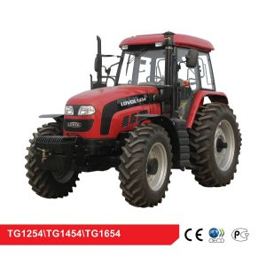 Foton Lovol 125-165HP , large 4WD Farm Wheel tractor with CE pictures & photos