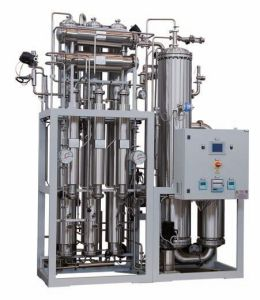 Multi-Column Distilled Water Machine for Pharmaceutical pictures & photos