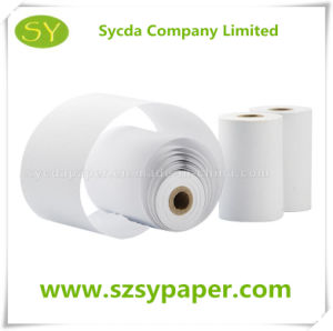 Clear Image Thermal Paper in Rolls with Three Proofing pictures & photos