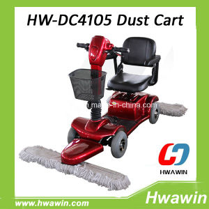 Warehouse Ride on Floor Sweeper & Scrubber pictures & photos