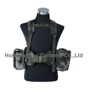 Military Gear Digital Camouflage Tactical Vest for Army (HY-V044) pictures & photos
