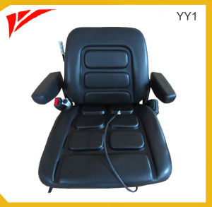 China Original Semi Suspension Toyota Forklift Seat pictures & photos