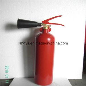 Covex Bottom 2.67L CO2 Fire Extinguisher for Alloy Steel (cylinder: EN1964-1)